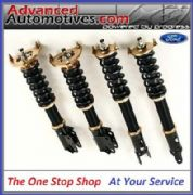 BC Racing BR Series Coilover Kit  Ford Focus RS MK2 2009+ Street Circuit Use